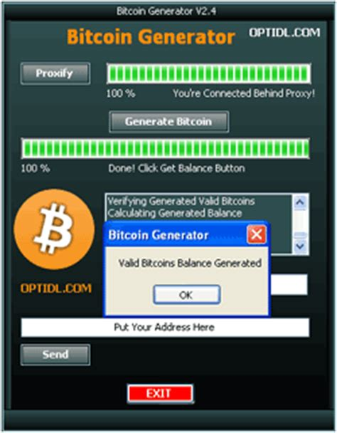 Software Mining Bitcoin by Free Bitcoin Generator 2015 Premium Software