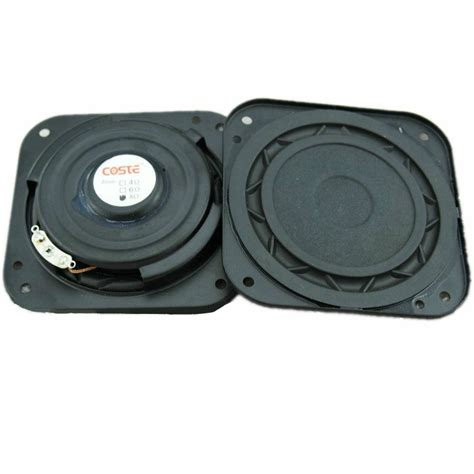 Speaker Subwoofer 3 Inch 2pcs 3 inch bass speaker hifi 8 ohm 15 w ultra thin