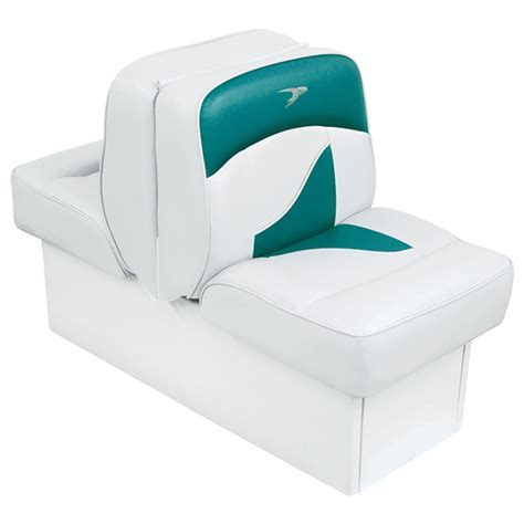 wise boat seat base wise marine seating 10 quot base lounge seat white green