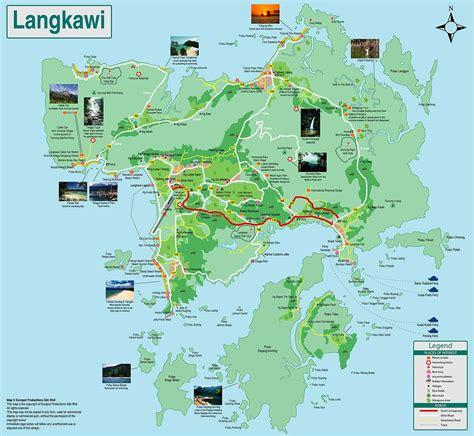 Find Malaysia Langkawi Map