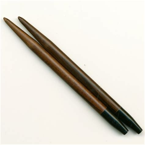 rosewood knitting needles colonial needle company rosewood interchangeable tips at
