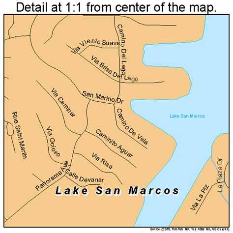 san marcos ca map lake san marcos california map 0639724