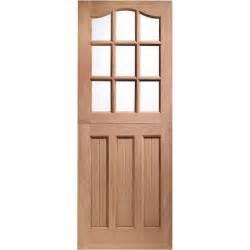 wooden doors with glass panels glass wood door hpd176 glass panel doors al habib