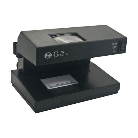 Alat Sensor Uang Portable universal sbt money detektor alat pendeteksi uang kertas