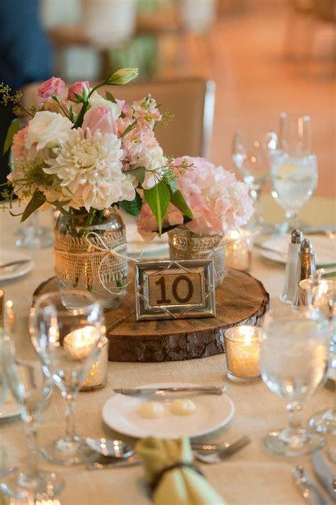 Midwest Arboretum Wedding Rustic Wedding Centerpieces Rustic Candle Centerpieces
