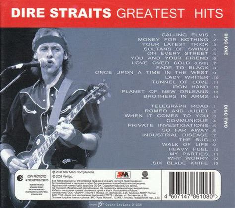 sultans of swing torrent dire straits greatest hits 2cd 2007 rock download