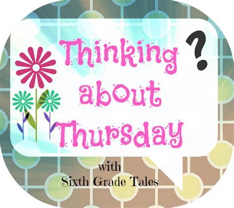 thursdays at eight a novel sixth grade tales thinking about thursday linky book
