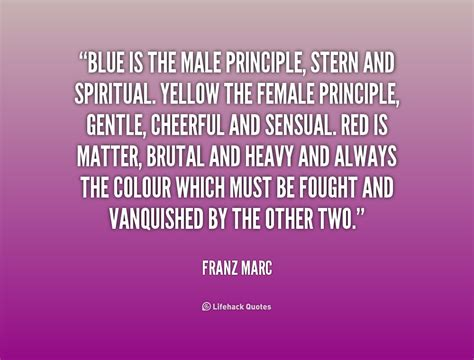 is on quotes franz marc quotes image quotes at relatably
