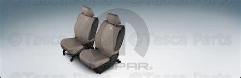 ram 3500 seat covers 2015 brand new genuine oem mopar gray rear seat covers 2015