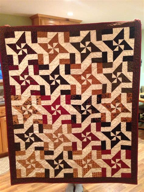 The Missouri Quilt Co Tutorials by Disappearing Pinwheel Quilt Missouri Quilt Company