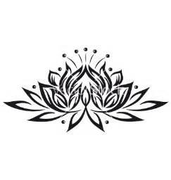 Lotus Floral Design Lotus Flower Design Element Vector 1541947 By Christine