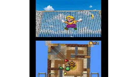 Shiny Review Mario 64 For The Ds by Mario 64 Ds Review Mario 64 Ds Cnet