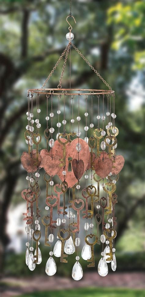 7 Pretty Wind Chimes by 17 Best Ideas About Wind Chimes On