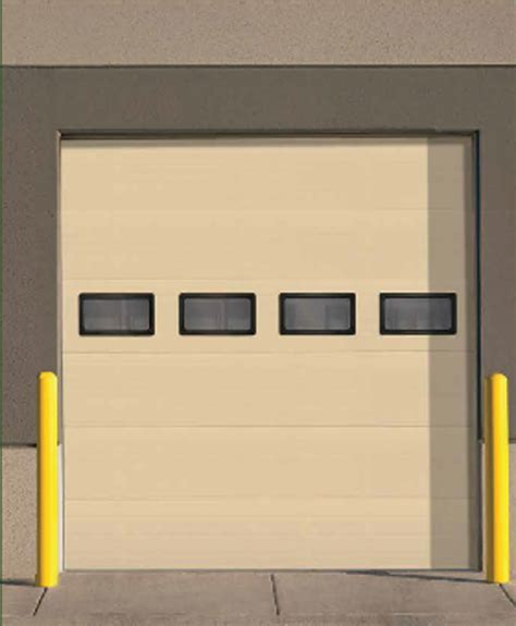 Performance Overhead Door Advanced Sectional Doors