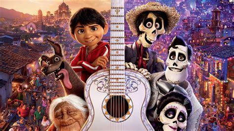 film disney pixar elenco wallpaper coco miguel abuelita dante hector animation