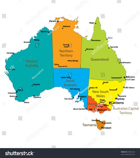 major cities in australia map australia cities map grahamdennis me