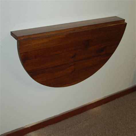 diy drop leaf table home dzine home diy a small drop leaf table