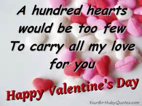 Valentine Day Quote by Happy Valentines Day Quotes Love Sayings Wishes Heart
