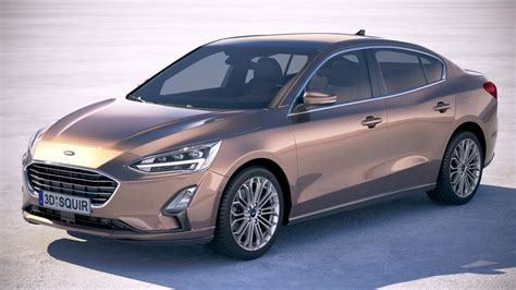 2019 Ford Focus Sedan by Ford Focus Sedan 2019