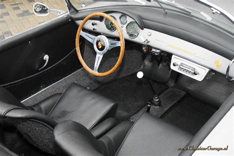 outlaw porsche interior london outlaw speedsterowners com 356 speedsters 550