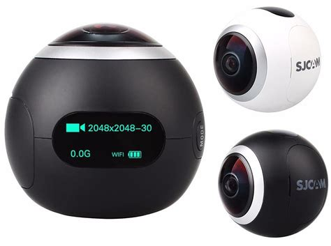 Kamera Olympus Fe 360 sjcam sj360 feh 233 r vr 3d kamera sj360fe digitalweb