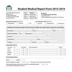 Doctors Report Template by Sle Report Template 14 Free Documents In Pdf