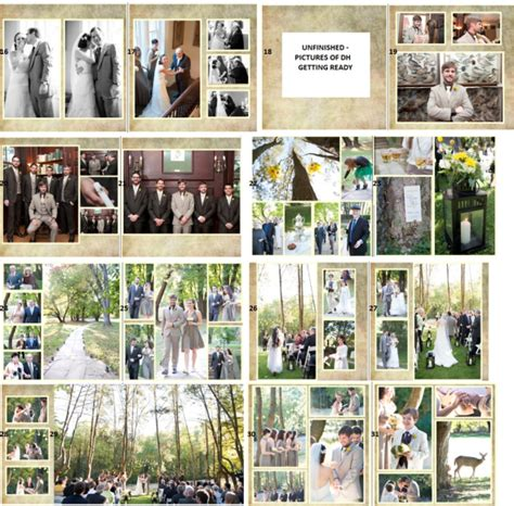Wedding Album Advice by Wedding Album Layouts Advice Weddingbee