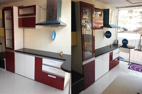 kitchen furniture price rent kitchen cabinet and trolleys 379 in pune at