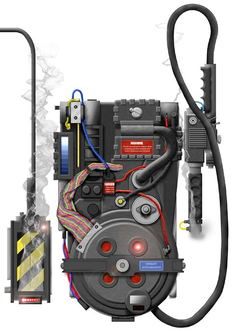 ghostbusters proton pack proton pack by jhroberts on deviantart