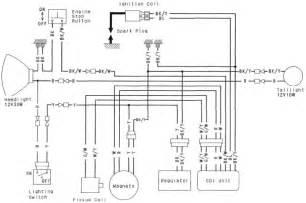 2007 kawasaki bayou 250 wiring diagram 2007 kawasaki mule