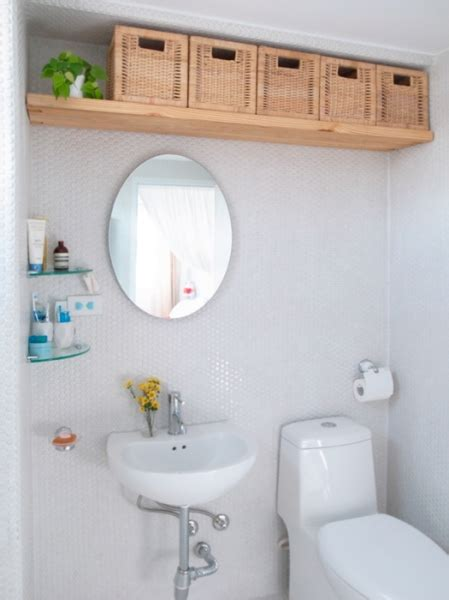 storage in small bathrooms 47 creative storage idea for a small bathroom organization