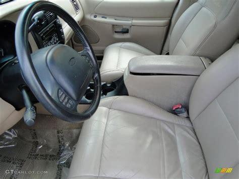 1999 Ford Explorer Interior by Medium Prairie Interior 1999 Ford Explorer Eddie Bauer
