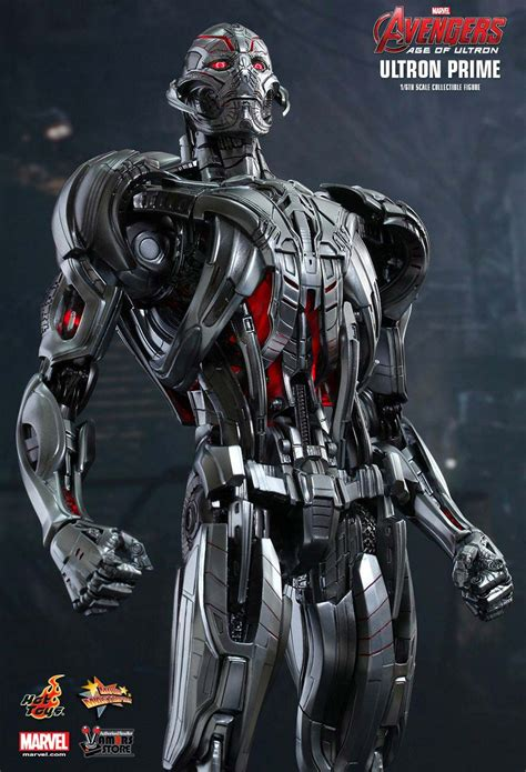 hot toys ultron hot toys ultron prime collectible from avengers age of ultron