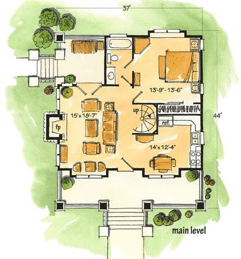 cozy mountain house plan 11527kn architectural designs