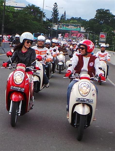 Scoopy 2013 Raharja Motor Makassar press release motor honda paling disukai pengguna