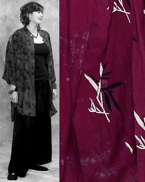 Batik Collar Top batik button mandarin collar tunic top in burgundy