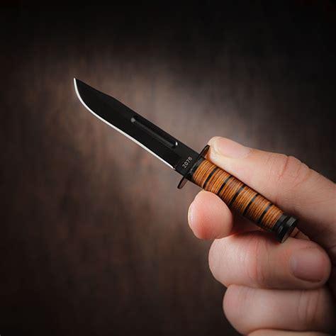 heritage miniature knives thinkgeek