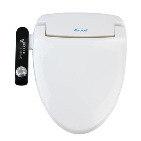 Brondell Bidets Brondell Swash Ecoseat 100 Clear Water Bidets