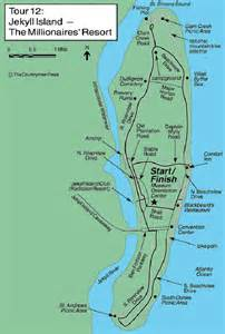 map of jekyll island map of jekyll island world map 07