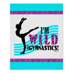 Gymnastics Posters   Zazzle