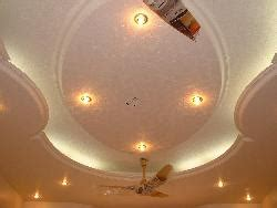 pop with ceiling fans gharexpert pop with
