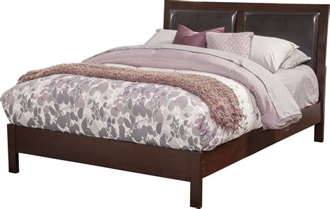 cherry king bed costa mesa cherry king platform bed from alpine coleman