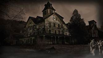 Haunted House Haunted House Wallpapers Desktop Wallpaper Cave