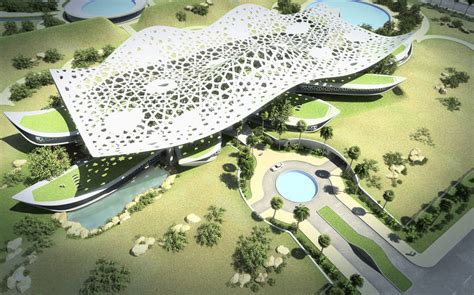 Home Design In Qatar a palace for nature qatar 17 e architect
