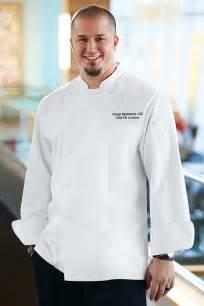 cambridge executive chef coat chef works