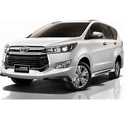 2016 All New Toyota Innova Crysta Launched In Thailand
