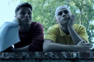 teen wolf stars up charlie brown in funny or die