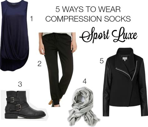 comfortable clothes to fly in 5 ways to wear compression socks on long haul flights
