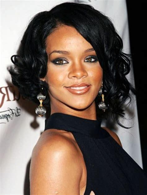 women over 50 weave hair shoulder length bob hairstyles black women women medium