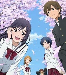 anime comedy persahabatan kimi no iru machi info kimi no iru machi fanpop